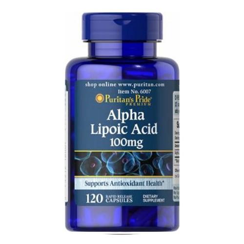 Alpha Liponzuur