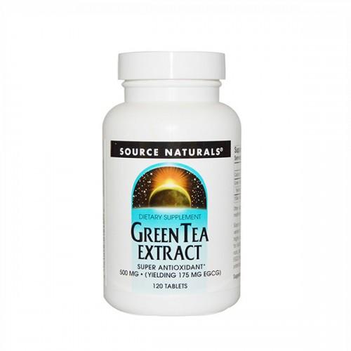 Groene thee extract