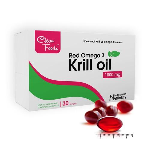 Krill Olie 1000mg