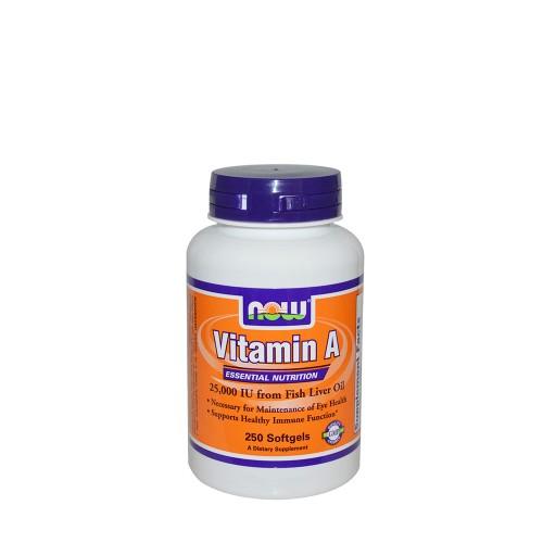 Vitamine A 25.000 IU