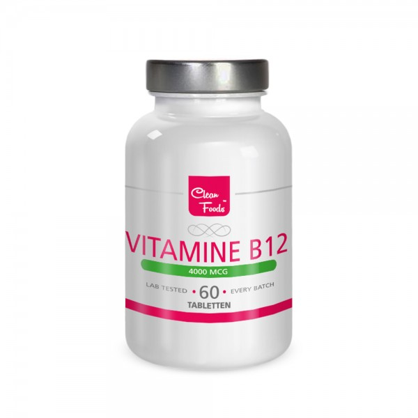 vitamine b12 supplement